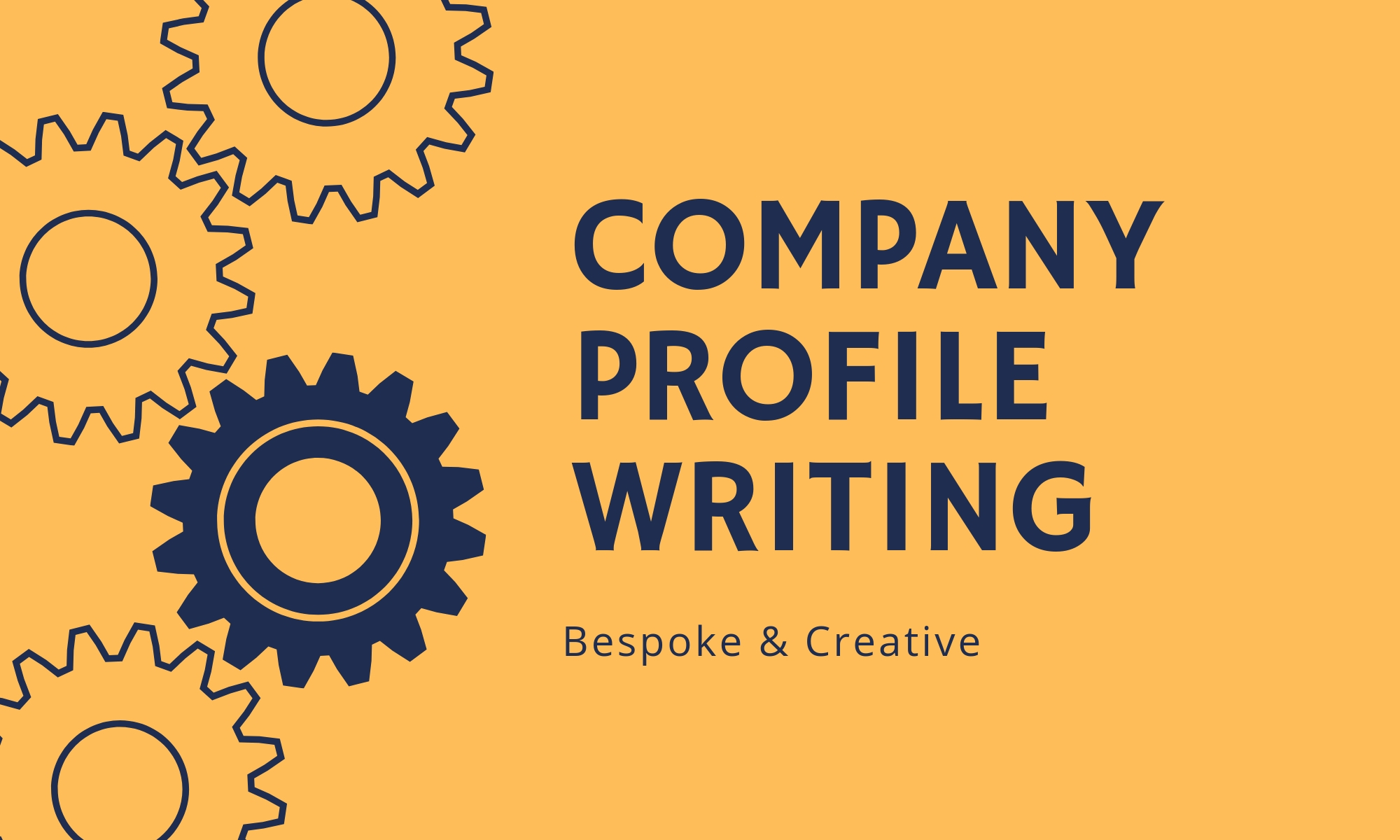 How to Write Company Profile