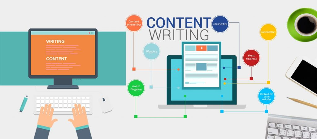 Best Content Writing Services Agency in Dubai